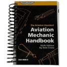 "Livro ""Aviation Mechanic Handbook"""