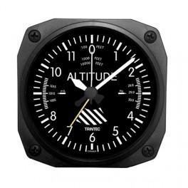 Relógio decorativo de secretária ALTÍMETRO