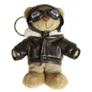 "Porta chaves Piloto ""Teddy Bear"""