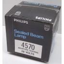 Lâmpada farol de aterragem selada 4570 28V 150W - Philips