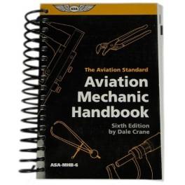 "Livro ""Aviation Mechanic Handbook"""