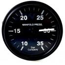 Manómetro pressão admissão 35Hg 52mm