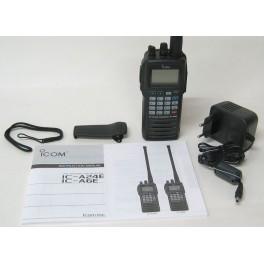 Rádio ICOM IC-A6E