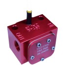 77/5000 Fuel Flow Transducer FT-60 REDCUBE - ELECTRONICS INTERNATIONAL
