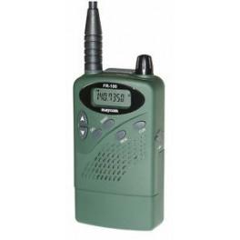 Receptor Rádio FR-100 Banda Aeronáutica MAYCOM
