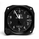Altimeter Mb 0 to 20.000 80 mm