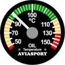 """Indicador de temperatura de óleo 52mm (2"""")"""